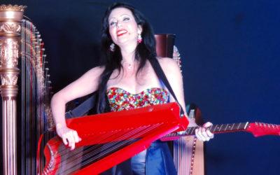 Anna Lisa – Harpist Extraordinaire