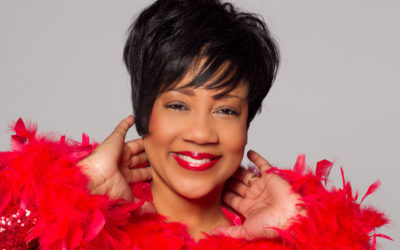 Valerie Tyson is Aretha