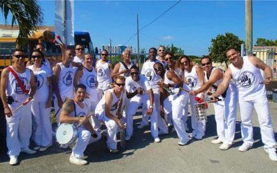 Mano Santa Drummers