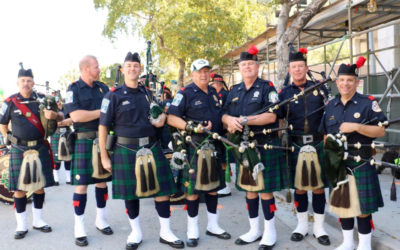 Police & Fire Pipes & Drums