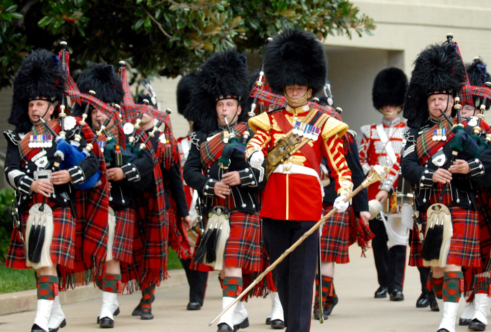 Police & Fire Pipes & Drums | Global Entertainment Source
